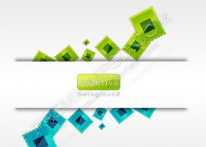 Vector Square Abstract Background – PSD Download
