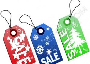 High Resolution Sale Tag Sign Design, PSD Download