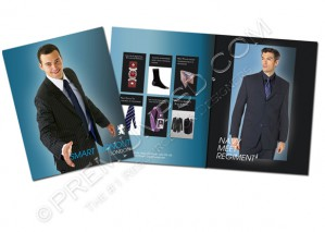 High Resolution Dressing Catalogue Template, PSD Download