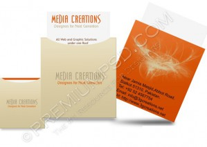 High Resolution Folder Design Visiting Card, PSD Download