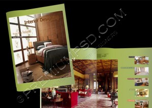 High Resolution Interior Decoration Catalogue, PSD Download
