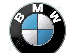 High Resolution BMW Logo Design, PSD Download