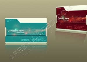 Stylish Visiting Card Design – High Resolution – PSD Download