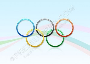Olympic Logo Design – High Resolution – PSD Download
