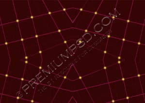 illusion Abstract Lines Design – High Resolution – PSD Download