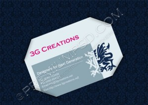 Presentation Visiting Card Design – High Resolution – PSD Download