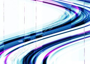 Colorful Abstract Wavy Lines Wallpaper – High Resolution – PSD Download