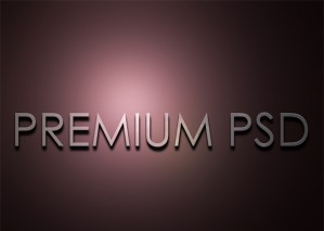 Classy Metallic Text Effect, Step by Step Tutorial With PSD Source
