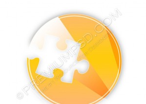 Puzzle Logo Design – High Resolution – PSD Download
