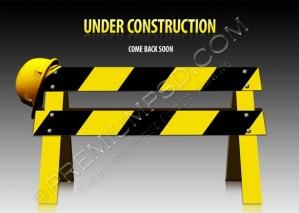 Under Construction Wallpaper Design – High Resolution – PSD Download