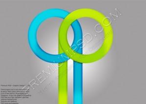 Premium PSD Logo Wallpaper – PSD Download