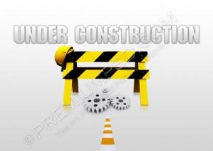 Under Construction Wallpaper – PSD Download