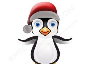 Cool Penguin Wallpaper – PSD Download