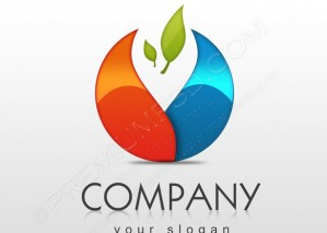 Agriculture Logo Design – PSD Download