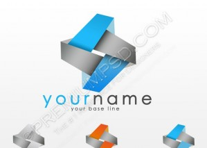 Assorted Business Logo Design – PSD Download