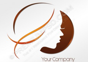 Beauty Parlour Logo Design – PSD Download