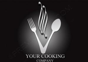Cooking Restaurant Logo Design – PSD Download