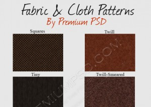 Fabric & Cloth Patterns – Download