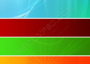 Funky Flowing Lines Backgrounds – PSD Download