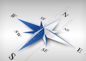 Navigation Icon Design – PSD Download