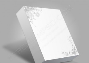 Blank Box Template – PSD Download