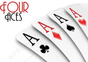 Four Aces Design – PSD Download