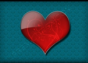 Precious Heart Wallpaper – PSD Download