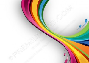 Splash Various Colors Wallpaper – PSD Download