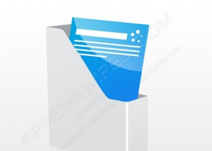 3d Vector Folder – PSD Download