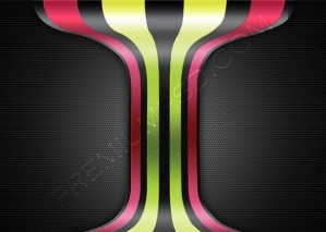 Abstract Rainbow Disco Music Background – PSD Download