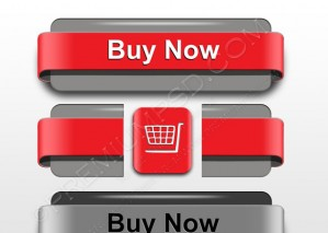 Buy Buttons Set For Website – PSD Download