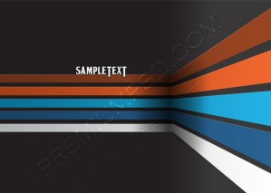 Vector Abstract Lines Background – PSD Download