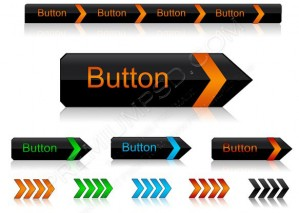 Vector Buttons For Web – PSD Download
