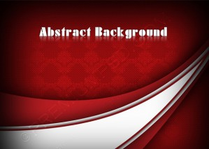 Abstract Swirl Red Background – PSD Download