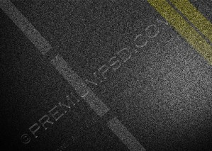 Asphalt Road Abstract Background – PSD Download