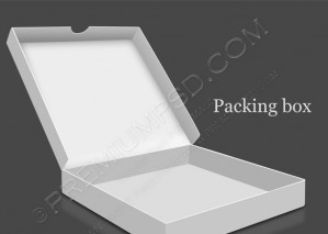 Open Packing Box – PSD Download