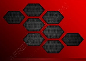 Red Abstract Mate Background – PSD Download
