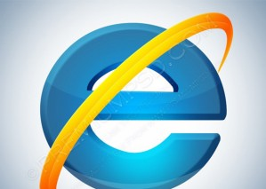 Internet Explorer Icon – PSD Download