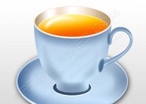 Vector Tea Cups – PSD Download