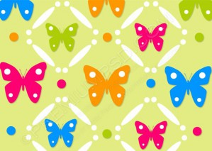 Abstract Butterfly Background – PSD Download