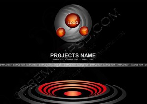 Corporate Vector Business Logo – PSD Download