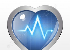 Heart Diagnostics Icon – PSD Download