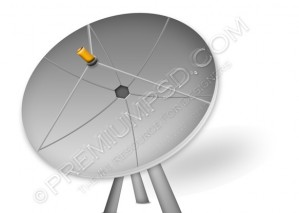 Satellite Icon – PSD Download