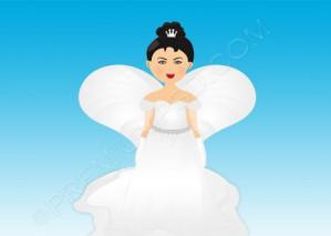 Vector Fairy Art – PSD Download