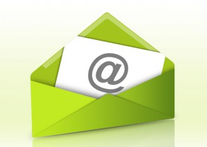 Green Reflecting Email Icon, Step by Step Tutorial with PSD Source
