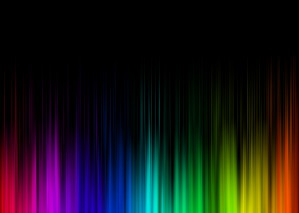 Learn to Create a Cool Rainbow Colored Background