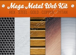Mega Metal Web Kit