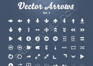 Vector Arrows Set 1