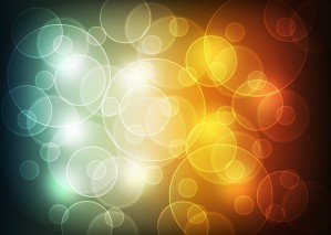 Learn to Create Bokeh Bubble wallpaper
