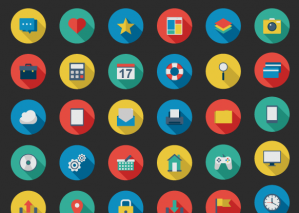 Flat Vector Icon Pack